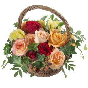 Sweet Happiness Basket
