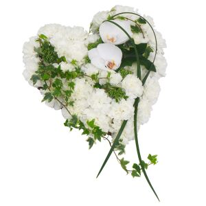 Forever in our hearts - funeral arrangement